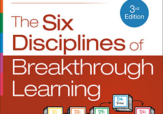 Six Disciplines Named One of 10 Best L&D Books